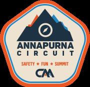 annapurna circuit badge