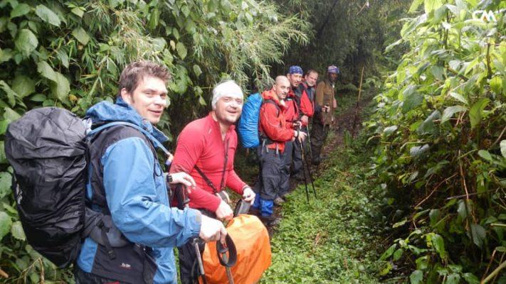 expeditie românească în uganda, rwenzori mt.