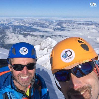 Mont Blanc e parte din Alps Challenge